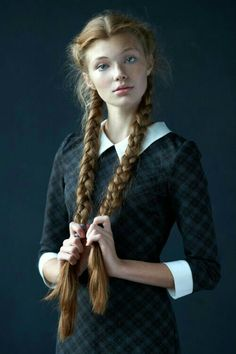 Read - Dasha Milko : Request - from the story Beautiful Girls by ErayDewiPringgo (happy. Pretty People, Beautiful People, Beauté Blonde, Female Character Inspiration, Beautiful Redhead, How To Draw Hair, Portrait Inspiration, Woman Face, Belle Photo