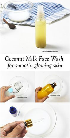 Does your skin feel dull and lackluster?? With age and external factors like sun exposure, lack f skin care, using different products at the same time, not exfoliating etc. can make your skin look and feel dull. It is important to use the right facial cleanser in order to keep your skin glowing and prevent from drying. Below is how you could make a hydrating and brightening facial cleanser using coconut milk: BENEFITS: Coconut milk- Coconut milk helps to g #ConcealerTips