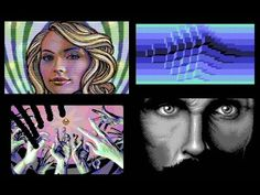 Censor Design - Wonderland XIII | C64 demo, HQ, Real C64 - YouTube