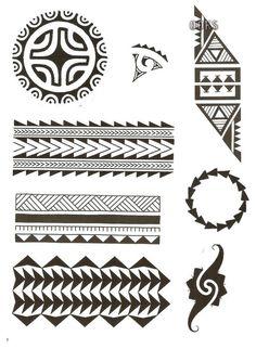 filipino tattoos for women *middle stripe one down leg Hawaiianisches Tattoo, Tattoo Son, Samoan Tattoo, Arm Band Tattoo, Viking Tattoo Meaning, Viking Tattoos, Tattoos With Meaning, Tribal Tattoos, Forearm Tattoos