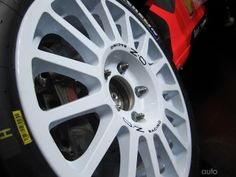 Hyundai presents th Hyundai Shell World Rally Team and the Hyundai i20 WRC 2014 - Check who's the wheels' supplier!! #OZRACING