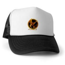 mocking jay Trucker Hat