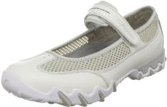 ALLROUNDER by MEPHISTO Women's Navis Mary Jane,White/Cool Grey,7.5 M US Allrounder by Mephisto. $139.99
