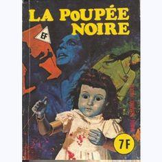 EF Hors-Série Bleu : n° 12, La poupée noire