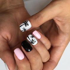 Hardgel gel nail varnish, gel nail tips, gel nail polish colors, na Hard Gel Nails, Uv Gel Nails, Gel Nail Art, Long Nails, Cute Acrylic Nails, Cute Nails, Pretty Nails, Hair And Nails, My Nails