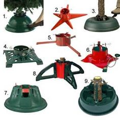 christmas tree stands - Bing images