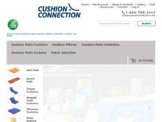 New listing in Outdoor Furniture - Retail added to CMac.ws. Cushion Connection in Rock Hill, SC - http://outdoor-furniture-stores.cmac.ws/cushion-connection/3232/