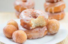 Easy Homemade Glazed Donuts Recipe on Yummly