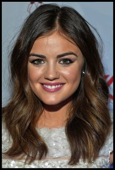 lucy hale hairrr, and i just love her.