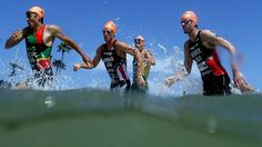 Men Over 40 Should Think Twice Before Running Triathlons - Bloomberg, - I think men over 40 CAN RUN triathlons, but too many people are entering these things at older ages totally unprepared for what they are getting into.