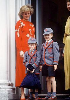 So about what I said...: Rare photos of Princess Diana