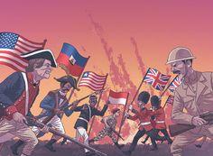 Qual nação mais invadiu outros países na história?