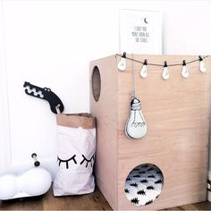 @lovetearsandteepees can make a kid's room look like an adventure park! And that requires skill. Apparently, what is needed is also our Mister Crocodile on a stick. Because all good adventures start with a bit of racing around!  #Mr.Crocodile #onastick #oohnoo #kidsinterior