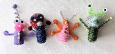 Alien Crafts by Wendy Piersall, via Flickr