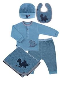 At StorkThreads - Organic Baby Dragon Coming Home Outfit for Newborn Boy from Head to Toe, $59.00 (http://www.storkthreads.com/organic-baby-dragon-coming-home-outfit-for-newborn-boy-from-head-to-toe/) Cute and organic baby clothes.