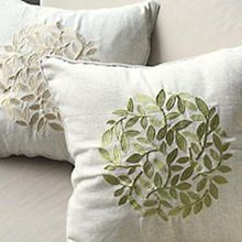 Top Quality Special Custom Low Cost Polyester Embroidery Cushion