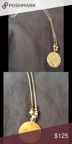 Silpada reversible necklace 36 in Never worn Silpada Jewelry Necklaces