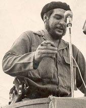 """""""Martí fue el mentor directo de  nuestra Revolución"""", sus palabras  """"están incorporadas a nuestra lucha, y son nuestro emblema, son  nuestra bandera de combate"""",  afirmó Ernesto Che Guevara (Foto: Archivo de BOHEMIA)"""