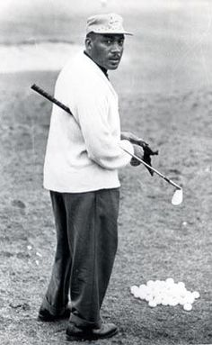 Charlie Sifford is a legendary golfer who helped to desegregate golf. He is a PGA Tour winner and was the first African-American player inducted into the World Golf Hall of Fame