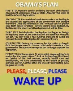 PLEASE, PLEASE, PLEASE WAKE UP
