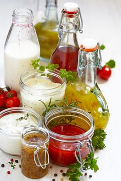 Fermented Salad dressings