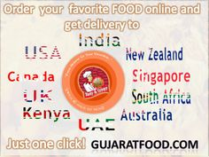 Just one click away and #buy #online #Gujarati #food - onlinefoodportal.blogspot.in