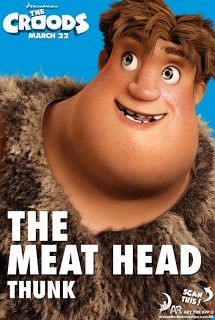 Thunk - The Croods