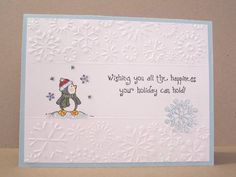 Christmas Card 2008 by PSU Princess - Cards and Paper Crafts at Splitcoaststampers