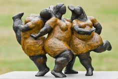 Sculpture céramique de Nnamdi Okonkwo