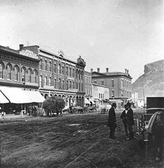 1800s towns in minnesota | ... Downtown Red Wing MN: Photo Credit: Minnesota Historical Society