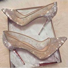 Ho sempre pensato che le scarpe di Cenerentola non esistessero!