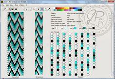 15 around bead crochet rope pattern Bead Crochet Patterns, Bead Crochet Rope, Beaded Jewelry Patterns, Peyote Patterns, Bracelet Patterns, Beading Patterns, Beaded Crochet, Loom Bracelets, Seed Beads