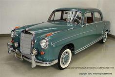 Mercedes 220 S Mercedes 180, Mercedes Classic Cars, Mercedes Models, Mercedes Benz Cars, Automobile, Merc Benz, Sweet Cars, Dream Cars, Volvo