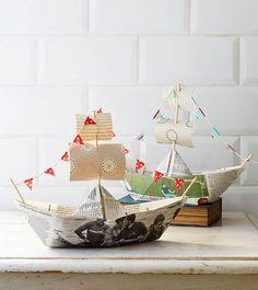 Making Boats - 6 DIY Sailing Boat Crafts | The Junior