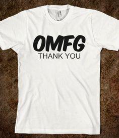 #thanks #omfg #wtf #yeaok #hello #americanapparel #tshirt #shirt #tanktop #skreened