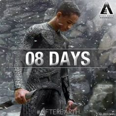 AfterEarth - Will Smith & Jaden Smith