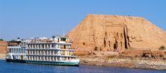 Cruceros Por El Lago Nasser.