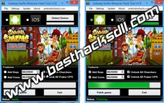 Subway Surfer Moscow Hack Cheat Tool v1 [October 2013] [Unlimited Key/Coin] | Best Hack Download - Real Hacks