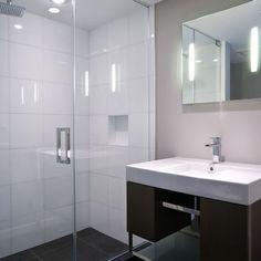 Brilliant  Bathroom Rectangle Large Tile Shower Tiles Shower Large Tiles Shower
