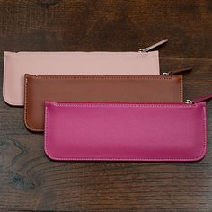 leather pencil case pattern - Google Search