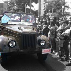 Medellín Clasic Cars Parade 7