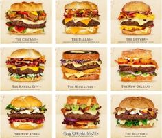 Today is National Cheeseburger Day! How do you like yours?
