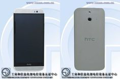 Front and back of HTC One M8 spied - http://www.aivanet.com/2014/05/front-and-back-of-htc-one-m8-spied/