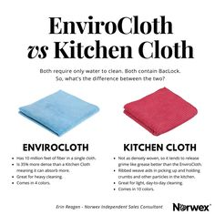 Norwex Home - Premium Microfiber & Sustainable Cleaning Products