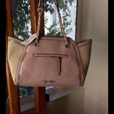 Jessica Simpson Purse Jessica Simpson/style Hazel! Dusty Lilac/Stone Handbag!NWT ! Jessica Simpson Bags Shoulder Bags