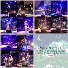 A snapshot of an incredible Northwest University Talent Show night. Thanks to everyone who made it possible!#PacificNorthBEST #talentshow #nuts2013 #nusgov #iheartnu #northwestu