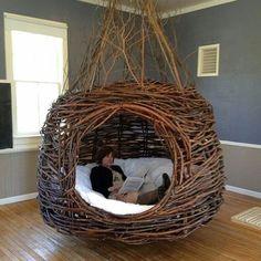diy home decor - Home Interior Design — Dreamweaver Nests Willowbee Funky Furniture, Unique Furniture, Furniture Decor, Home Interior Design, Interior Decorating, Diy Interior, Willow Weaving, Dream Rooms, Inspired Homes