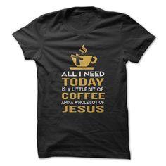 A Little Coffee A Lot Of Jesus