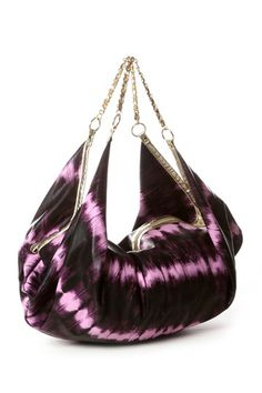 Winter Whites: Jewelry Event Amrita Singh Tye Dye Hobo by Color Coded on @HauteLook