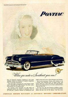 1949 Pontiac Silver Streak Convertible